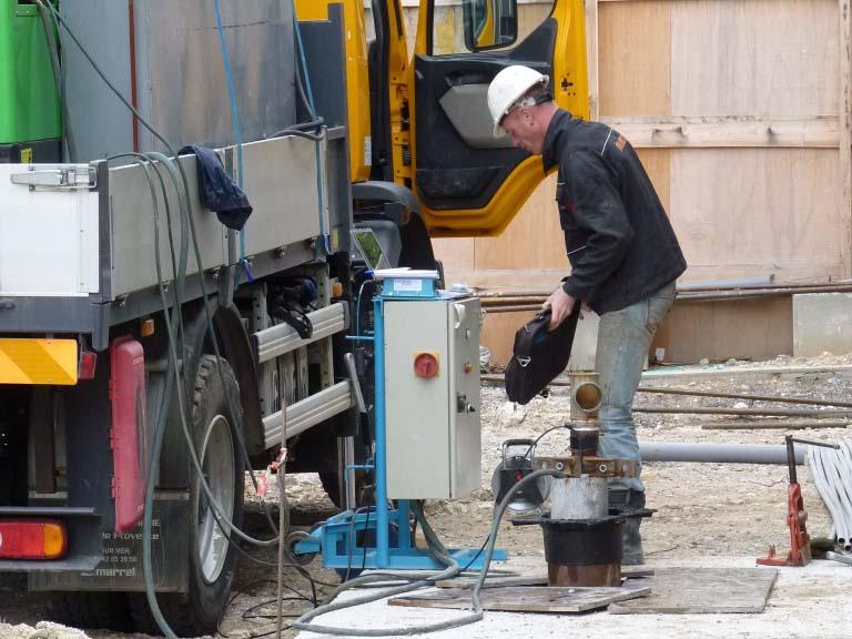 Technicien électromécanicien Jérôme