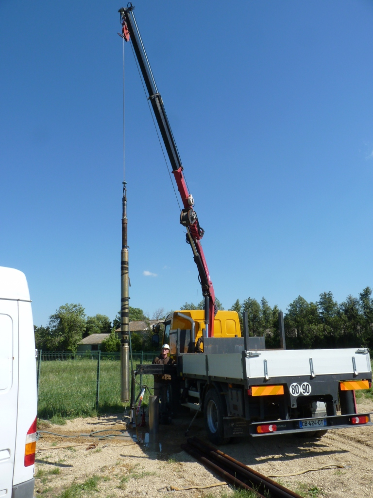 Installation de pompe2